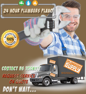 emergency plumbing in plano